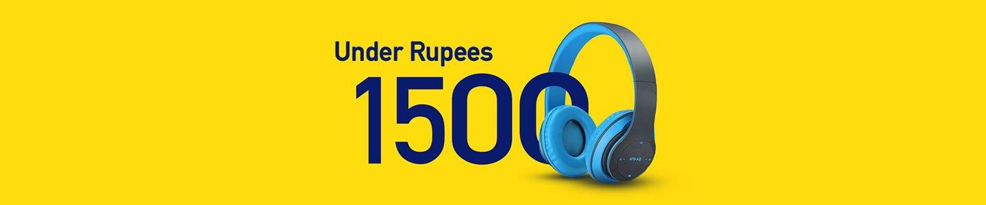Under Rupees 1500